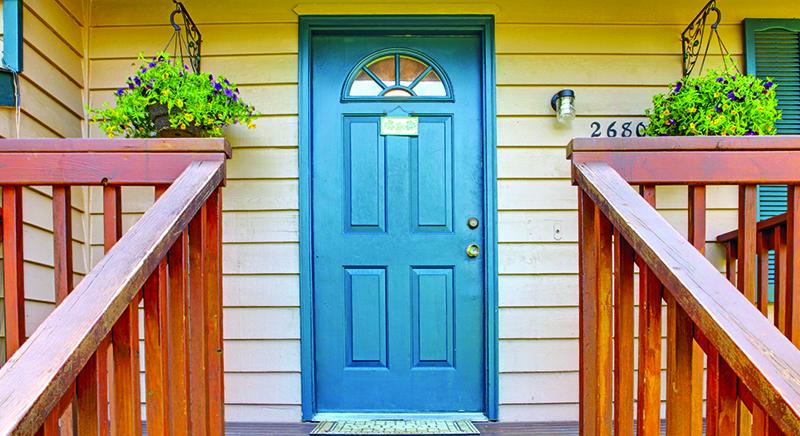 Replacement Front Door Installation Action Door And Window