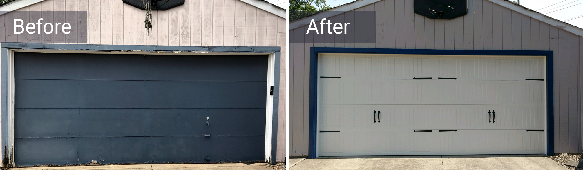 Superieur New Garage Door Installation