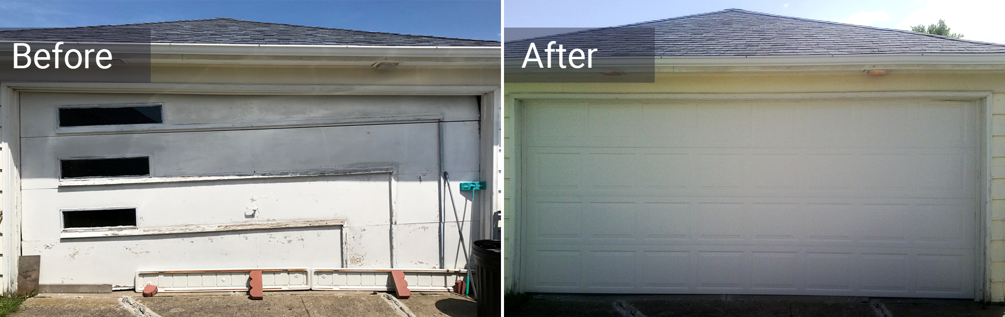austin grey new matching with door garage gallery solutions home